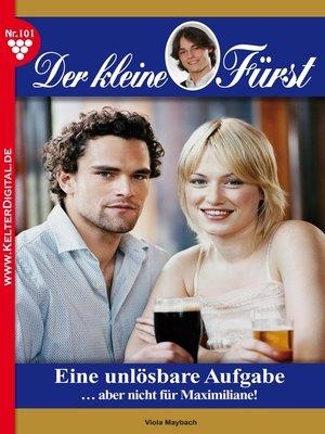 cover image of Der kleine Fürst 101 – Adelsroman
