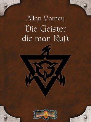 cover image of Die Geister, die man ruft