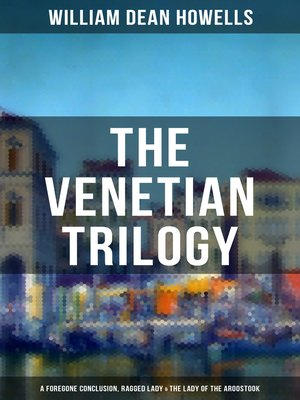 cover image of THE VENETIAN TRILOGY