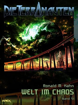 cover image of DIE TERRANAUTEN, Band 51
