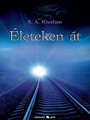 cover image of Életeken át