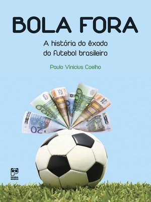 cover image of Bola fora
