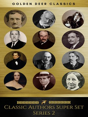 cover image of Classic Authors Super Set Series 2 (Golden Deer Classics)