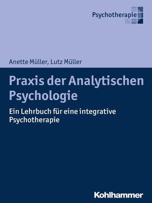 cover image of Praxis der Analytischen Psychologie