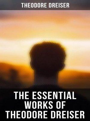 cover image of Theodore Dreiser's Greatest Novels