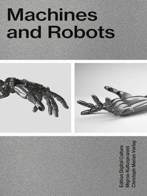cover image of Machines and Robots