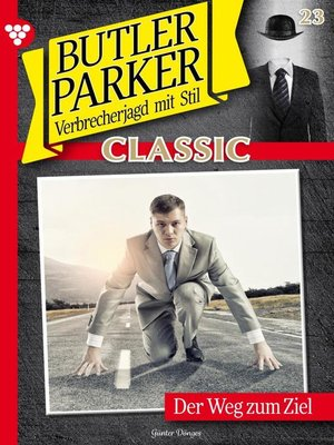 cover image of Butler Parker Classic 23 – Kriminalroman