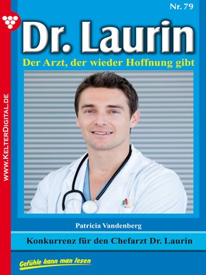 cover image of Dr. Laurin 79--Arztroman