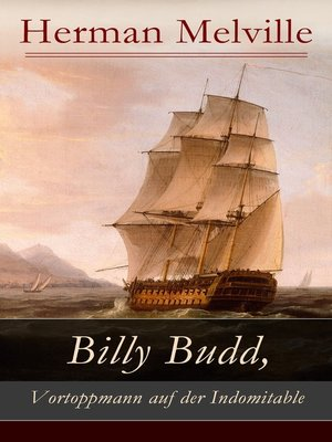cover image of Billy Budd, Vortoppmann auf der Indomitable