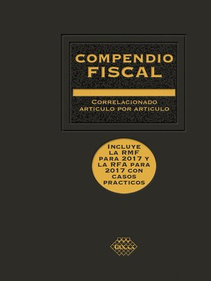 cover image of Compendio Fiscal 2017
