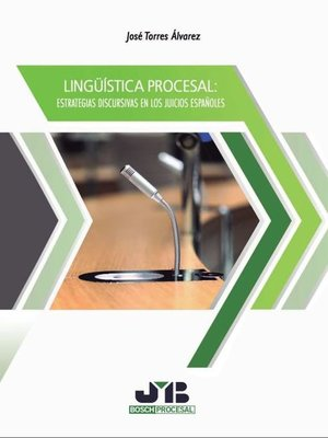 cover image of Lingüística procesal