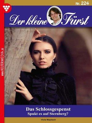 cover image of Der kleine Fürst 224 – Adelsroman