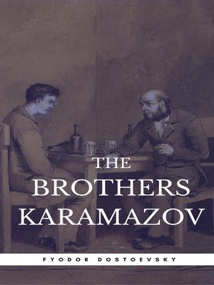 cover image of The Brothers Karamazov (Book Center)