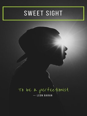 cover image of Sweet Sight