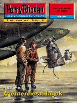 cover image of Perry Rhodan 2208