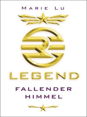cover image of Legend (Band 1) – Fallender Himmel