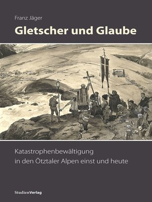 cover image of Gletscher und Glaube