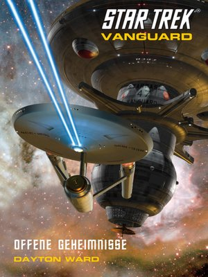 cover image of Star Trek--Vanguard 4