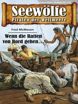cover image of Seewölfe--Piraten der Weltmeere 125