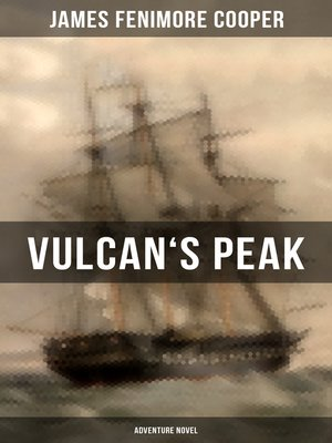 cover image of VULCAN'S PEAK (Adventure Novel)