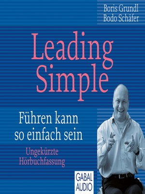 cover image of Leading Simple