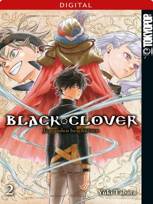 cover image of Black Clover 02