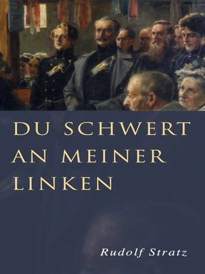 cover image of Du Schwert an meiner Linken