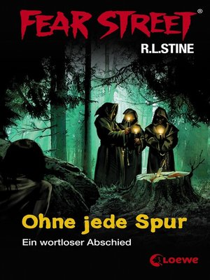 cover image of Ohne jede Spur