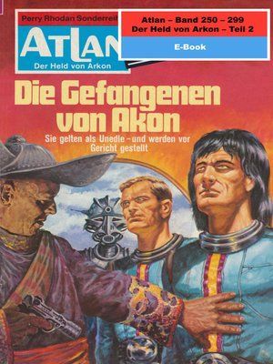 cover image of Atlan-Paket 6