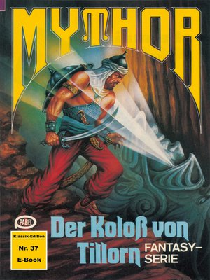 cover image of Mythor 37