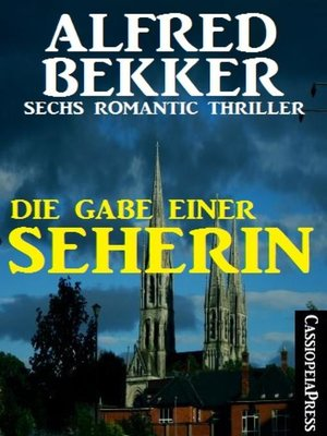 cover image of Die Gabe einer Seherin