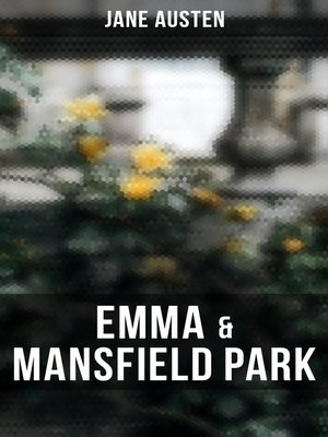 cover image of Emma & Mansfield Park