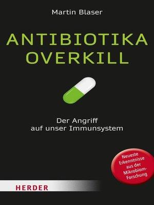 cover image of Antibiotika-Overkill