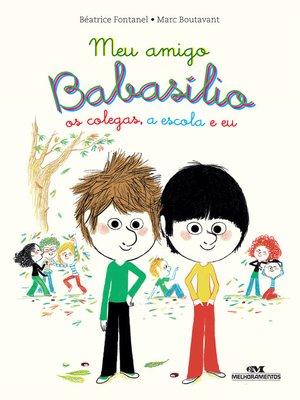 cover image of Meu amigo Babasílio