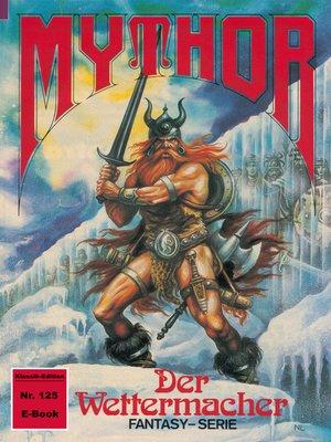 cover image of Mythor 125
