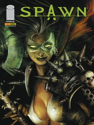 cover image of Spawn, Band 88