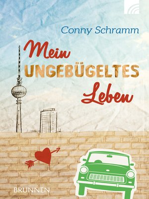 cover image of Mein ungebügeltes Leben