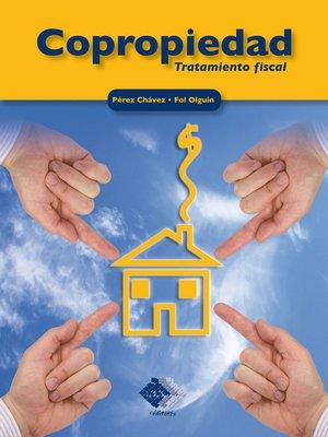 cover image of Copropiedad. Tratamiento fiscal