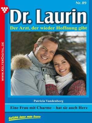 cover image of Dr. Laurin 89 – Arztroman