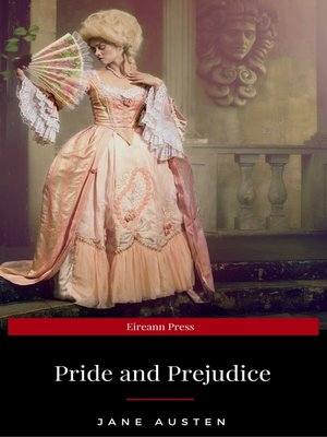 cover image of Pride and Prejudice (Eireann Press)