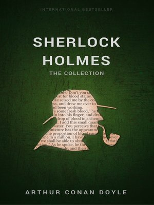 cover image of British Mystery Multipack Volume 5--The Sherlock Holmes Collection