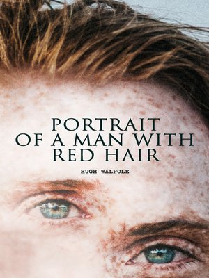 cover image of Portrait of a Man with Red Hair