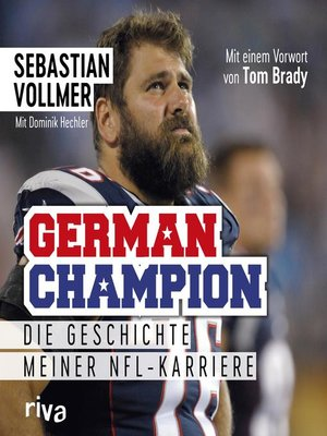 cover image of German Champion