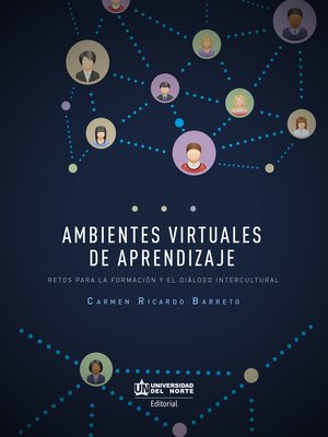cover image of Ambientes virtuales de aprendizaje