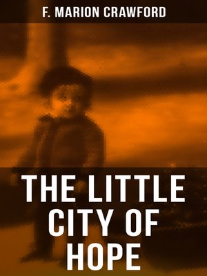 cover image of THE LITTLE CITY OF HOPE