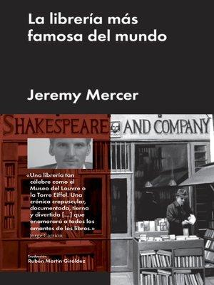 cover image of La librería más famosa del mundo