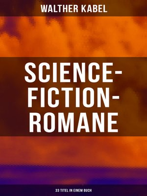 cover image of Science-Fiction-Romane