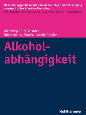 cover image of Alkoholabhängigkeit