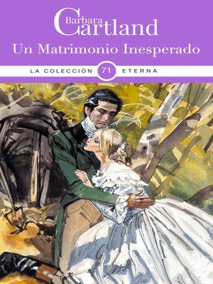 cover image of Un Matrimonio Inesperado