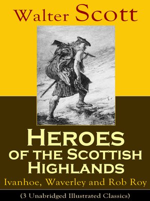 cover image of Heroes of the Scottish Highlands